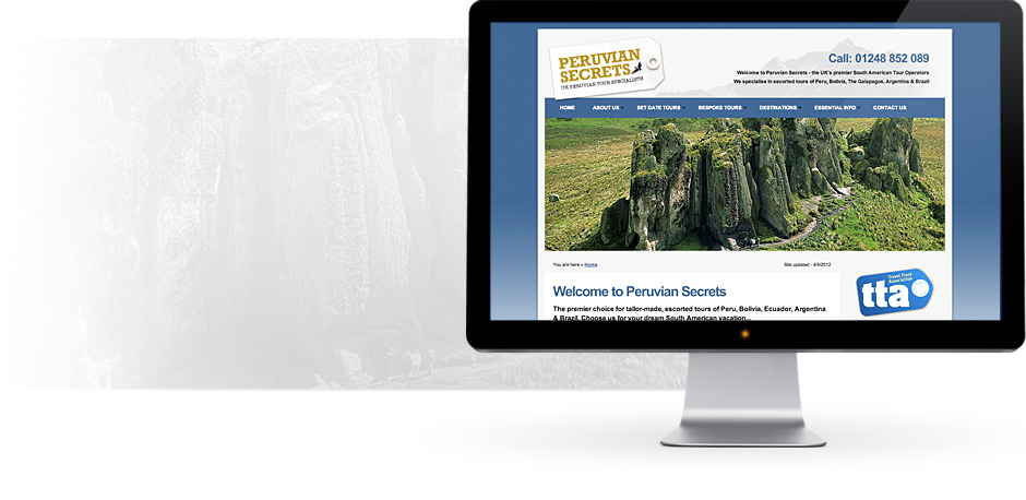 Travel and Tourism Website Designs