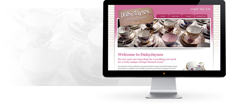 Gift Company Website Design